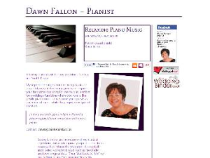 Dawn Fallon – Pianist