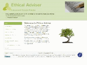 Ethical Adviser